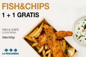 Fish & Chips 1+1